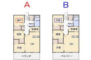 納戸と部屋